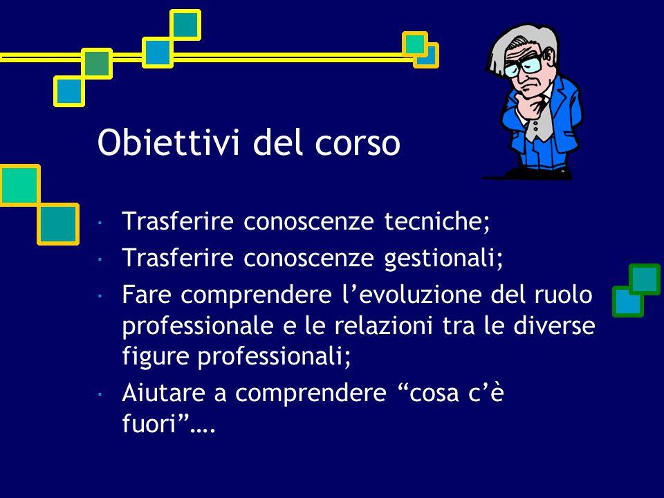 3 Programma del corso 1^ giornata (18 marzo 2014): Introduzione al corso - Maurizio Capelli Illustrazione del Corso nel suo complesso e delle modalità di svolgimento.