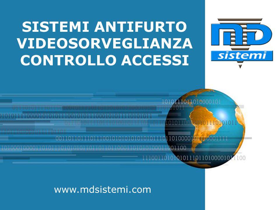 Free Powerpoint Templates SISTEMI ANTIFURTO VIDEOSORVEGLIANZA CONTROLLO ACCESSI www.mdsistemi.com