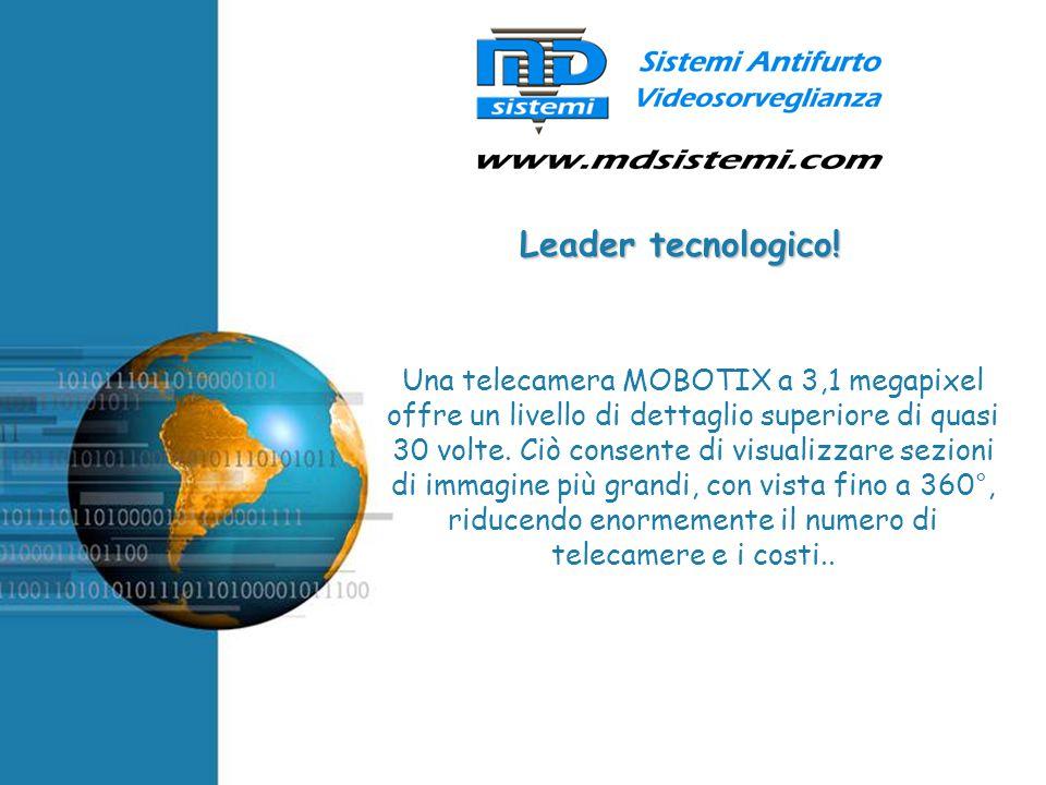 Free Powerpoint Templates Una telecamera MOBOTIX a 3,1 megapixel offre un livello di dettaglio superiore di quasi 30 volte. Ciò consente di visualizza
