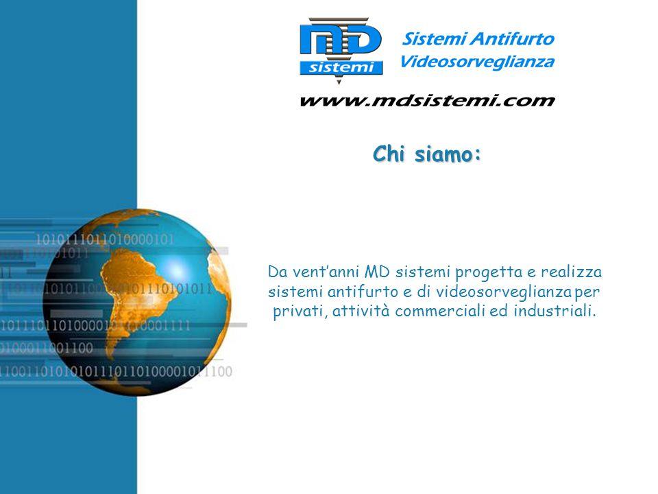 Free Powerpoint Templates Da vent'anni MD sistemi progetta e realizza sistemi antifurto e di videosorveglianza per privati, attività commerciali ed in