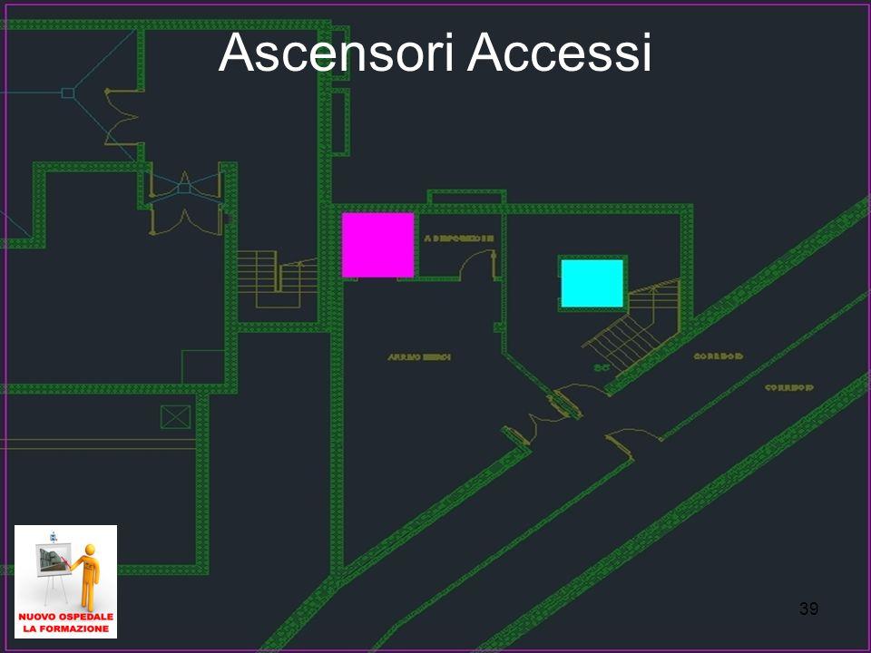 39 Ascensori Accessi