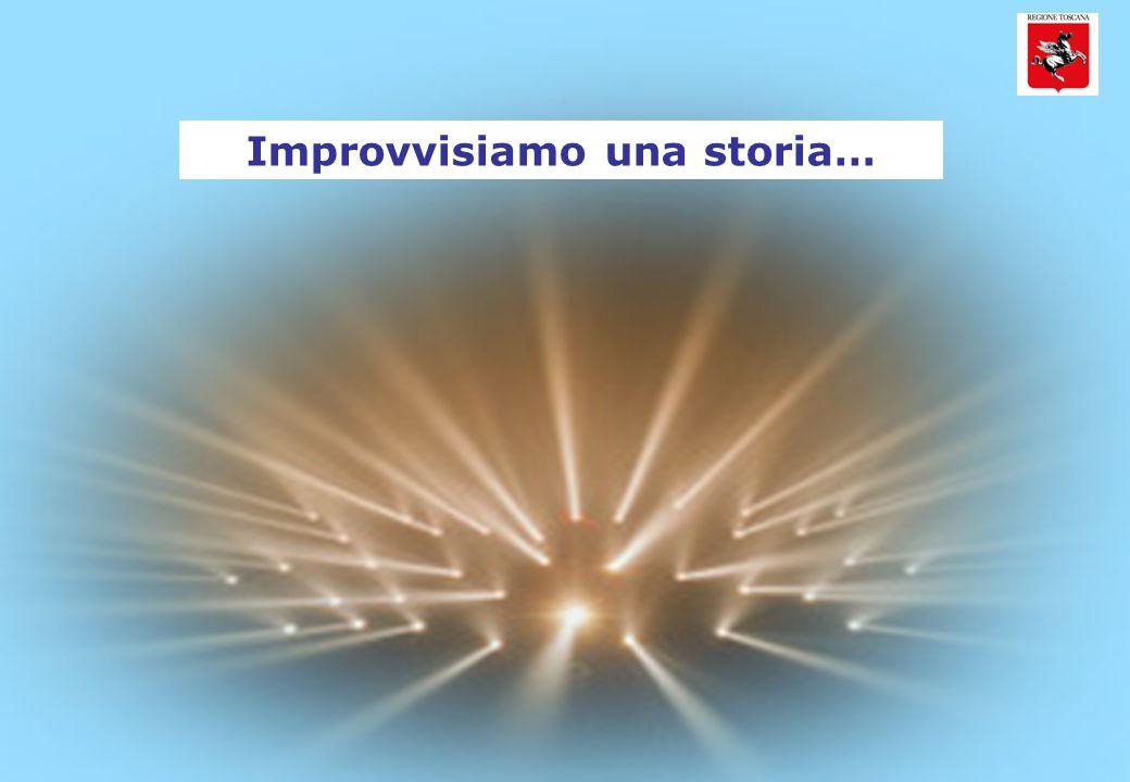 Copyright RSO ® SpA, Milano 57 Improvvisiamo una storia…