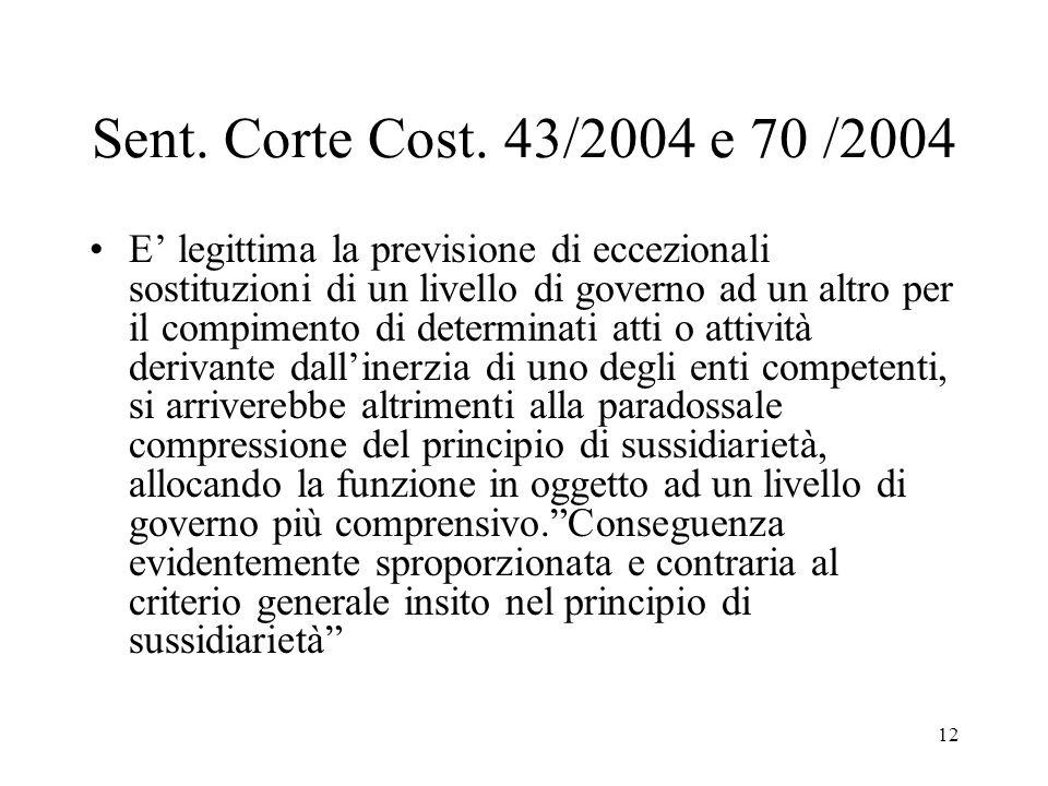 12 Sent. Corte Cost.