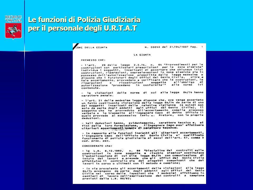 Accesso agli atti L.241/90 e succ. modifiche Art.