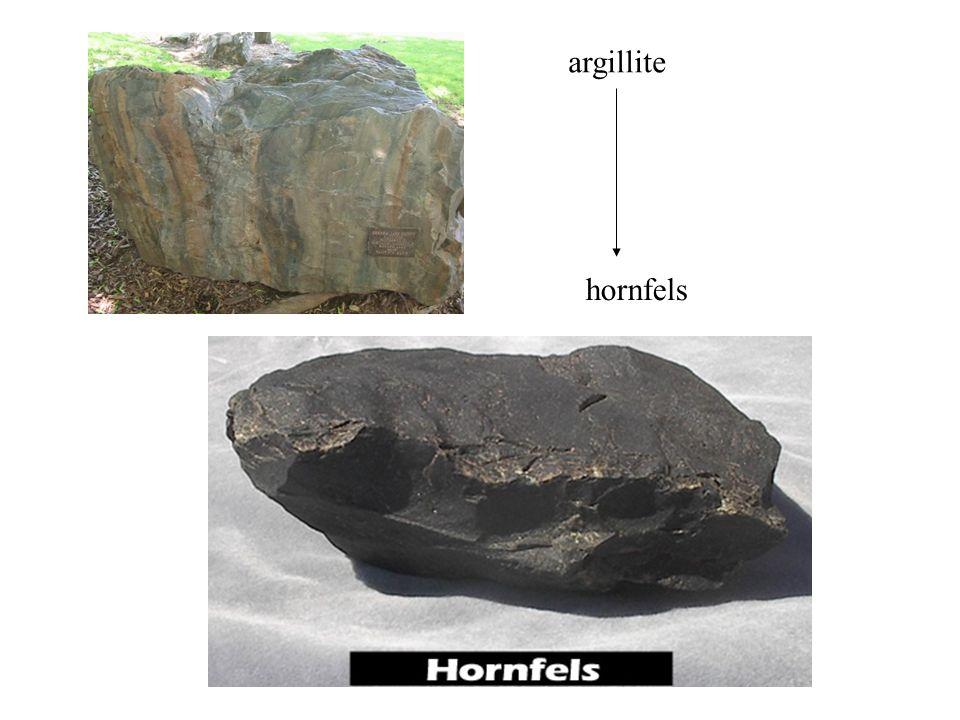 argillite hornfels