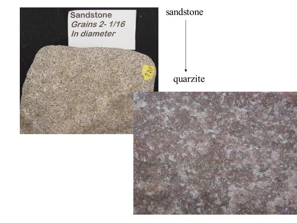 sandstone quarzite