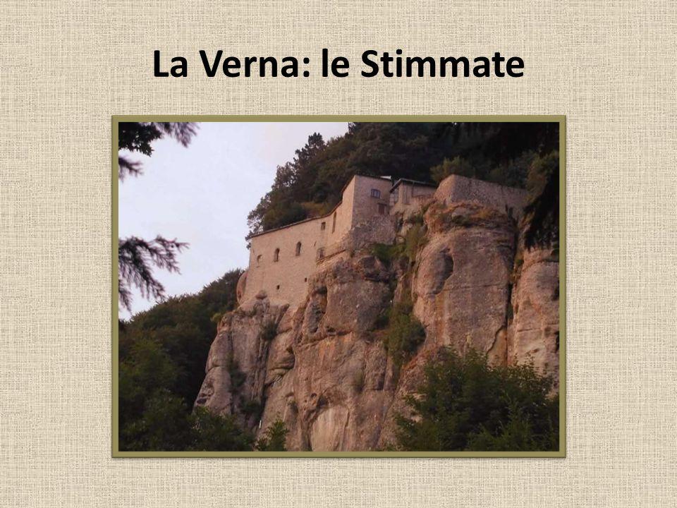 La Verna: le Stimmate