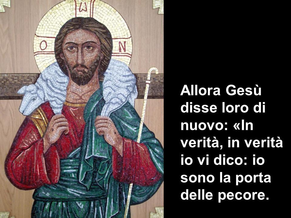 Gesù è la Via verso il Padre, ma è anche la Vita (Gv 14,6): in Gesù troviamo la vita del Padre.