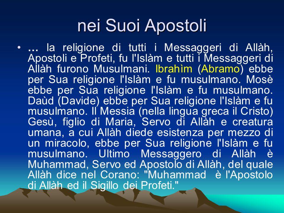 Il cammino della fede Nelle lettere apostoliche il nome di Abramo compare 33 volte.