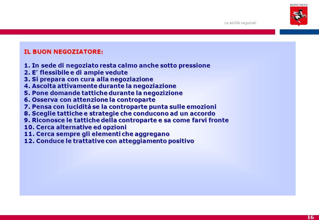 17 LA PRIMA TAPPA DI UNA COMUNICAZIONE EFFICACE È SEMPLICEMENTE L'ASCOLTO !