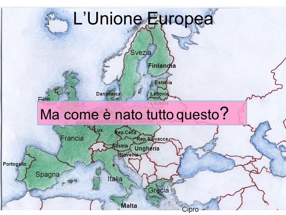 L'Unione Europea U.K.