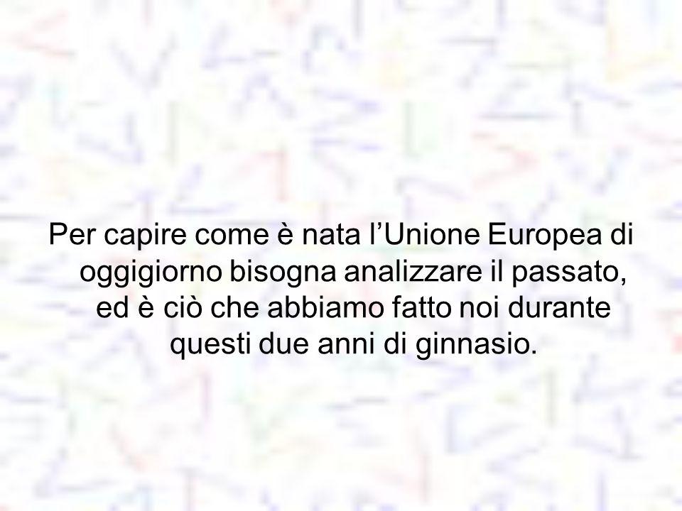 L'Unione Europea U.K. Eire Francia Portogallo Spagna Italia Finlandia Svezia Danimarca Germania Lux. Belgio Paesi Bassi Polonia Austria Rep.Ceca Rep.S