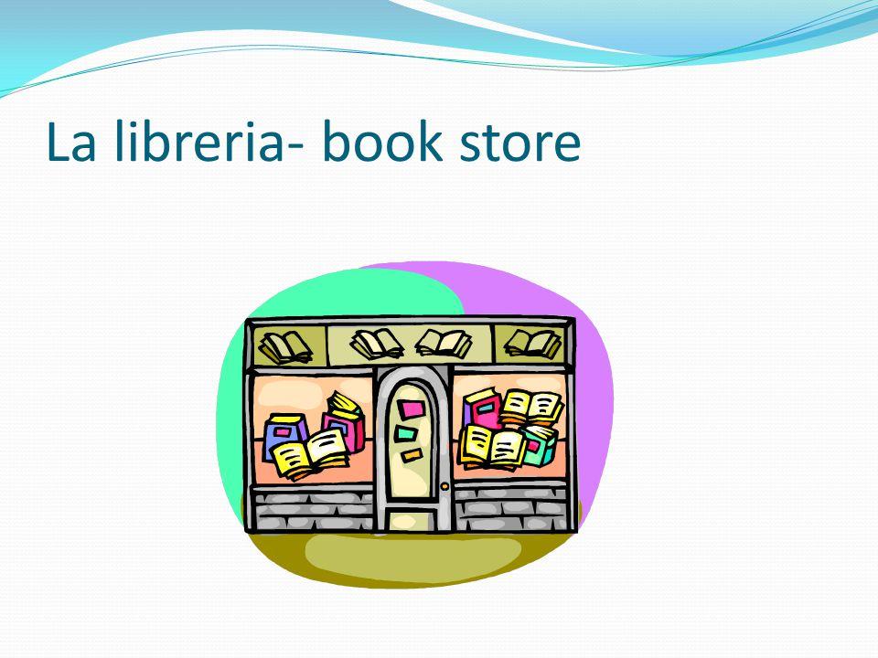 La libreria- book store