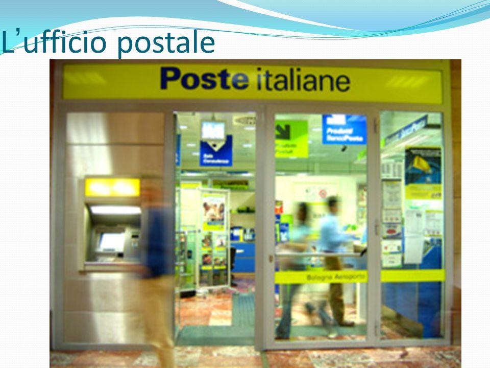 L'ufficio postale