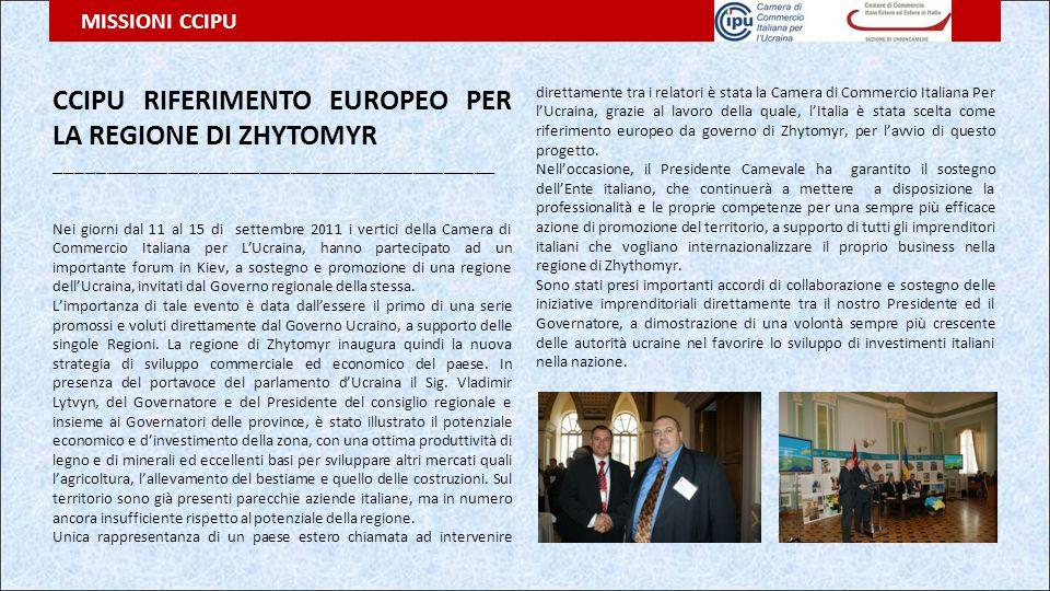PRESENTAZIONE DELLA REGIONE PIEMONTE IN UCRAINA ____________________________________________ Nella lussuosa cornice dell' Hotel Premier Palace di Kiev il management della Camera di Commercio Italiana Per l'Ucraina, ha partecipato il 24 Settembre, alla presentazione della Regione Piemonte , rappresentata per l'occasione dall' Assessore al Turismo Alberto Cirio e dall'Assessore allo Sviluppo Economico, Massimo Giordano.