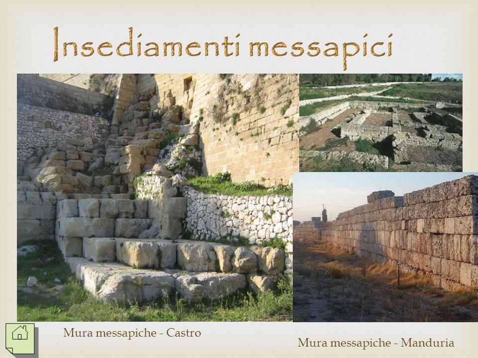  ORIGINI: Soleto è uno dei siti neolitici più noti del Salento per il ritrovamento di manufatti e un deposito di asce in bronzo oggi esposte nel Muse