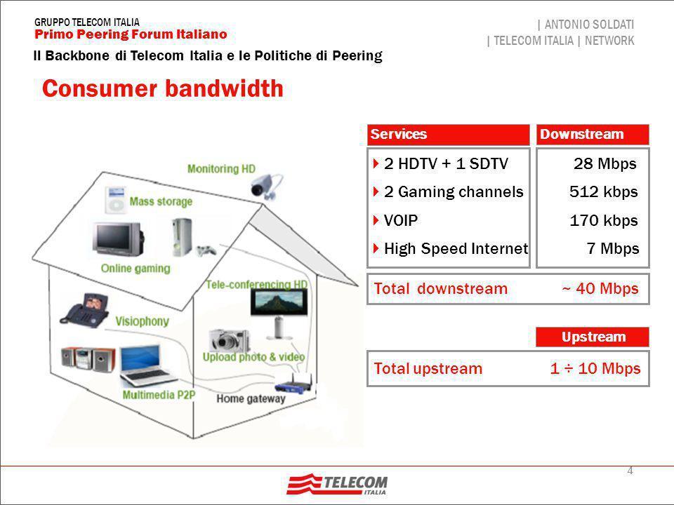 35 Telecom Italia NGN Project