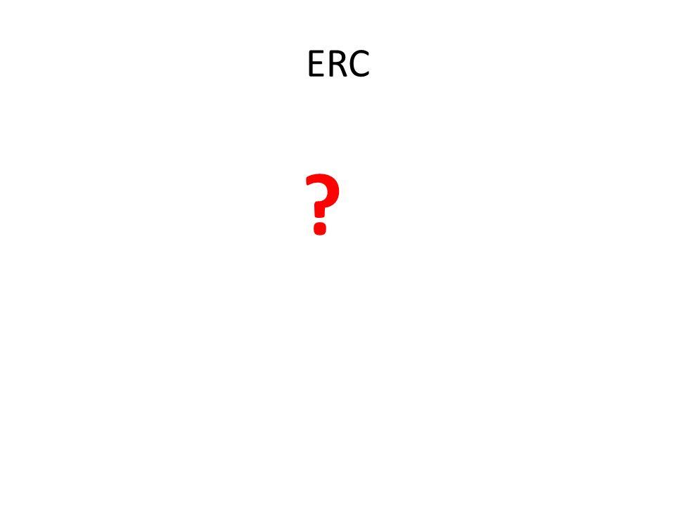 ERC ?