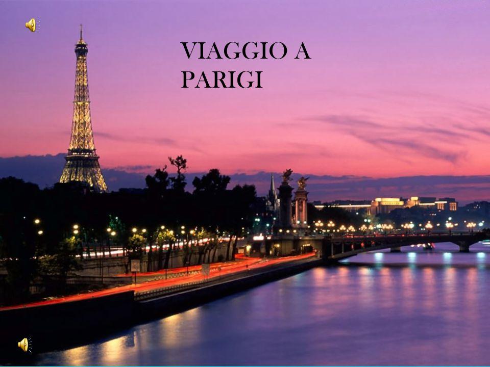 TERZO GIORNO A PARIGI