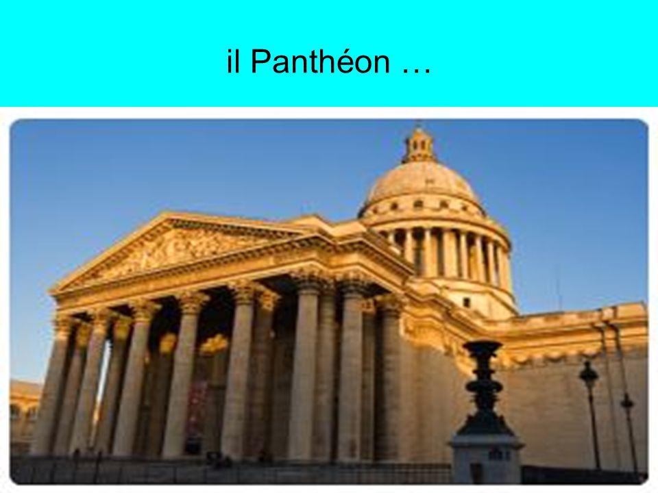 il Panthéon …