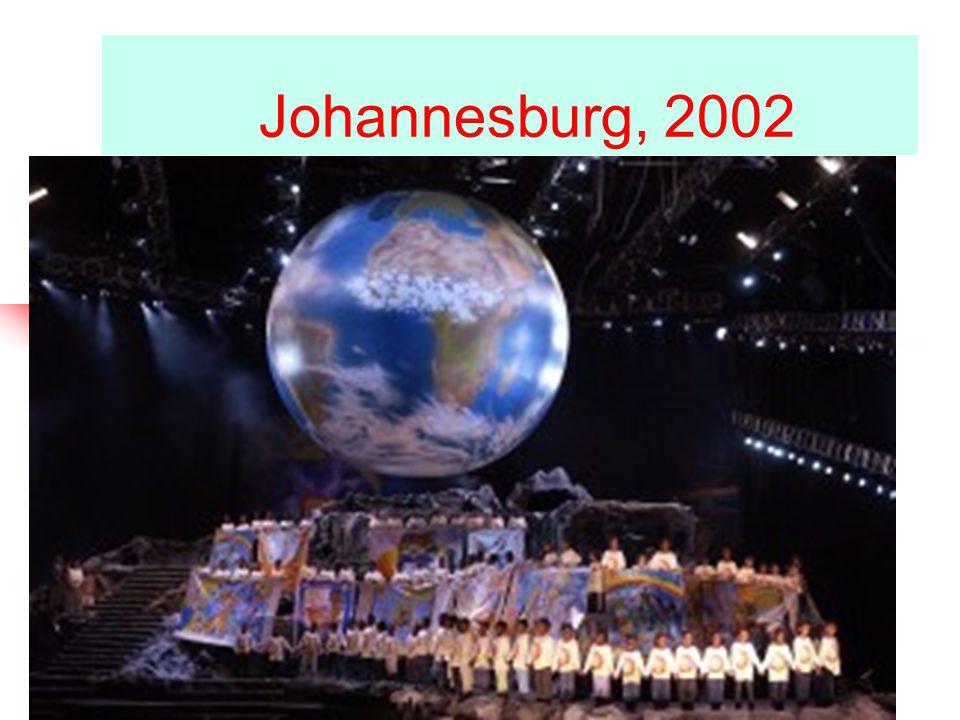 Johannesburg, 2002