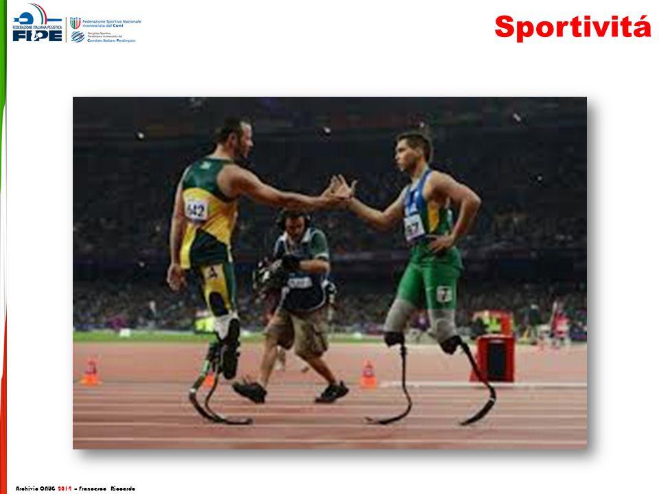 Sportivitá Archivio CNUG 2014 – Francesco Riccardo