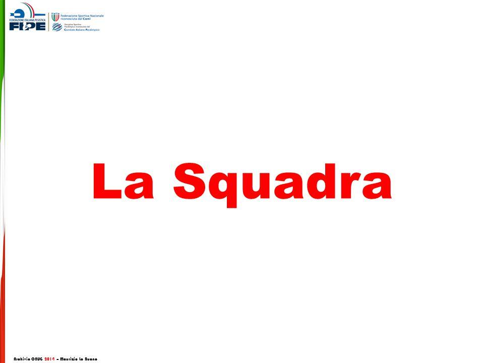 La Squadra Archivio CNUG 2014 – Maurizio Lo Buono