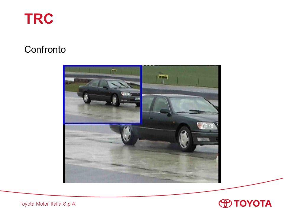 Toyota Motor Italia S.p.A. TRC Confronto