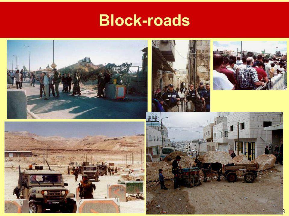 28 Block-roads