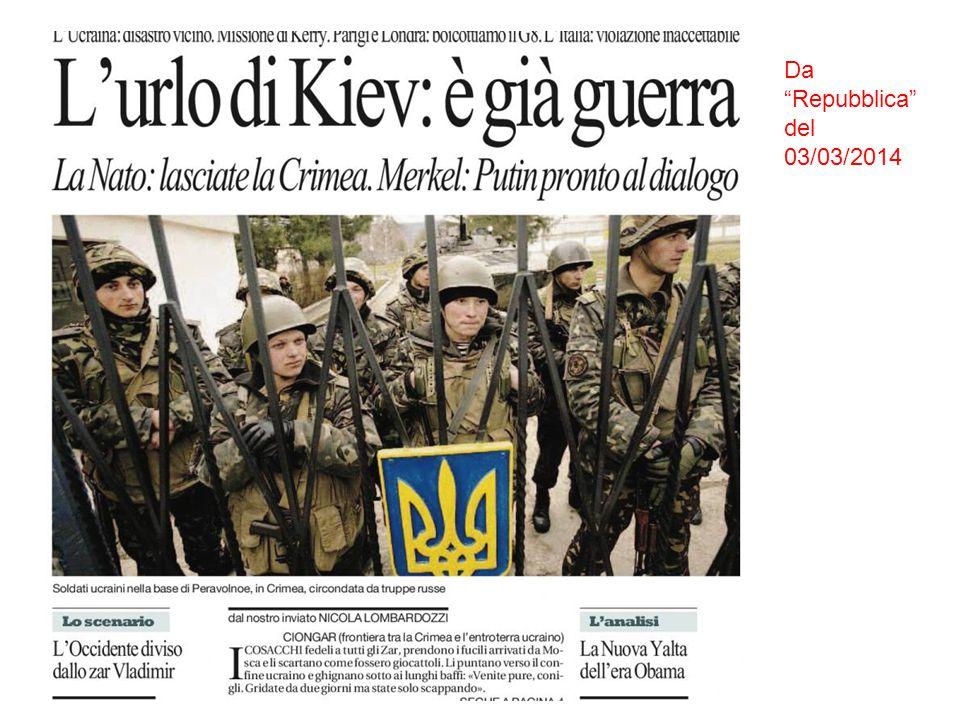 Da Repubblica del 03/03/2014
