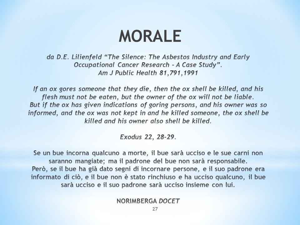 27 MORALE