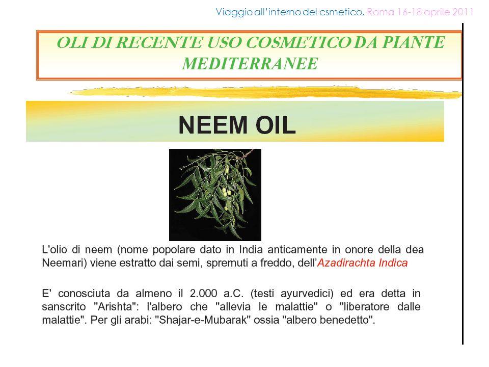 Viaggio all'interno del csmetico, Roma 16-18 aprile 2011