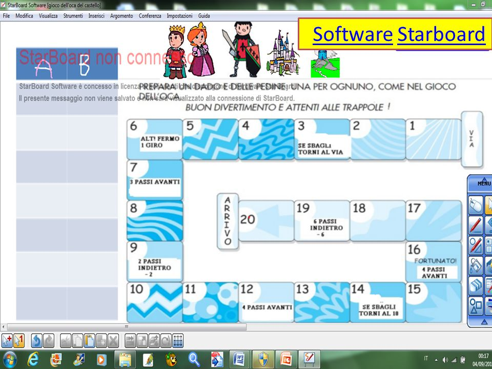 Software StarboardSoftwareStarboard