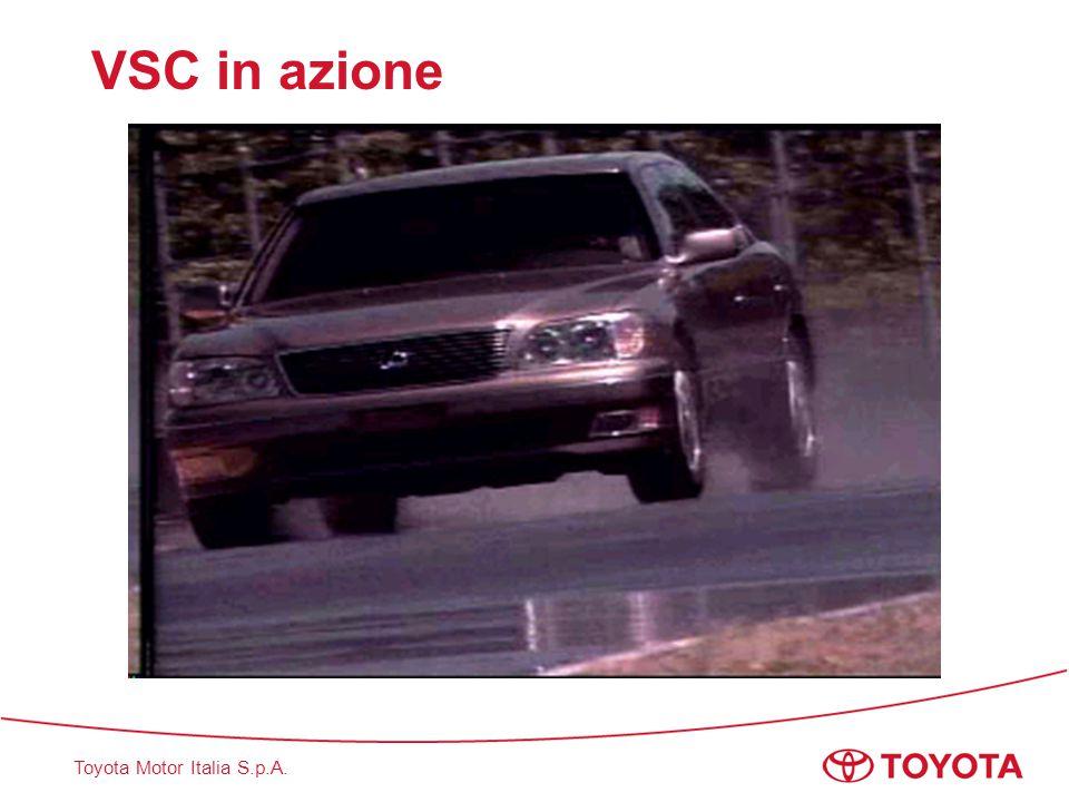 Toyota Motor Italia S.p.A. VSC in azione