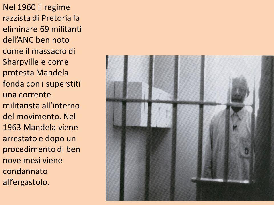Nonostante fosse segregato in carcere, la sua immagine continua a crescere sempre di più come simbolo della lotta e testa pensante della ribellione.