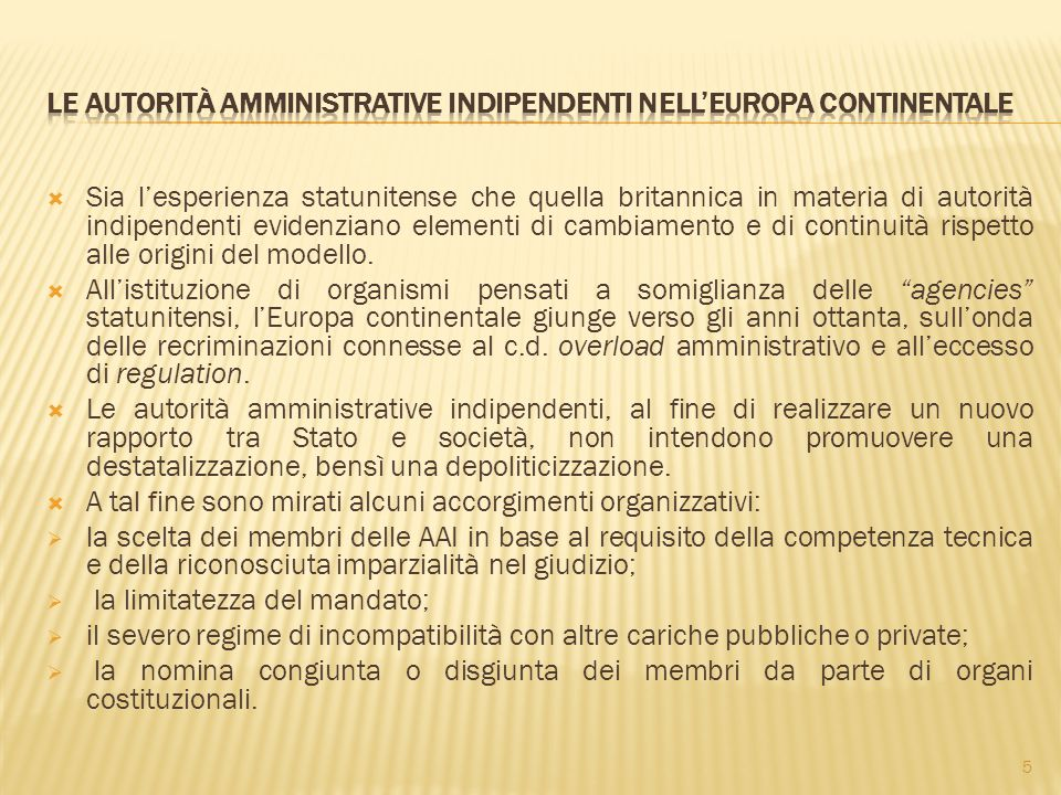  La Banca d'Italia è la banca centrale della Repubblica italiana ed è parte del Sistema europeo di banche centrali (SEBC) e dell Eurosistema.