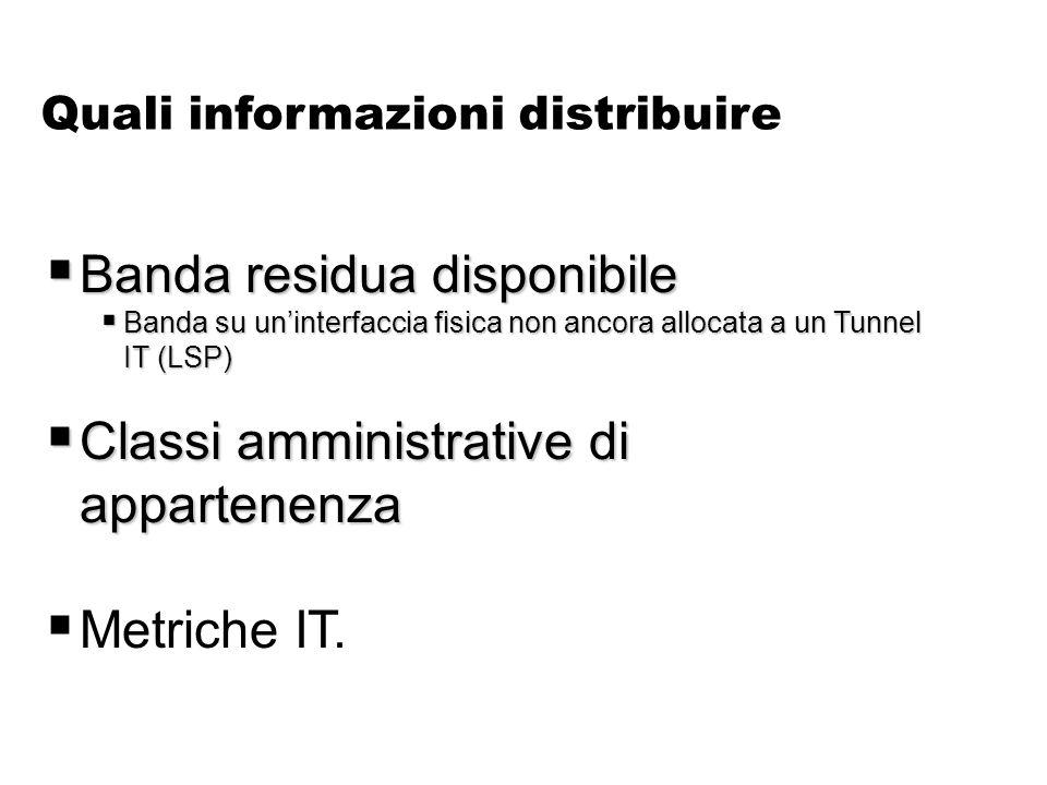 Distribuzione delle informazioni  Quali informazioni distribuire Quando  Quando distribuirle Come  Come distribuirle