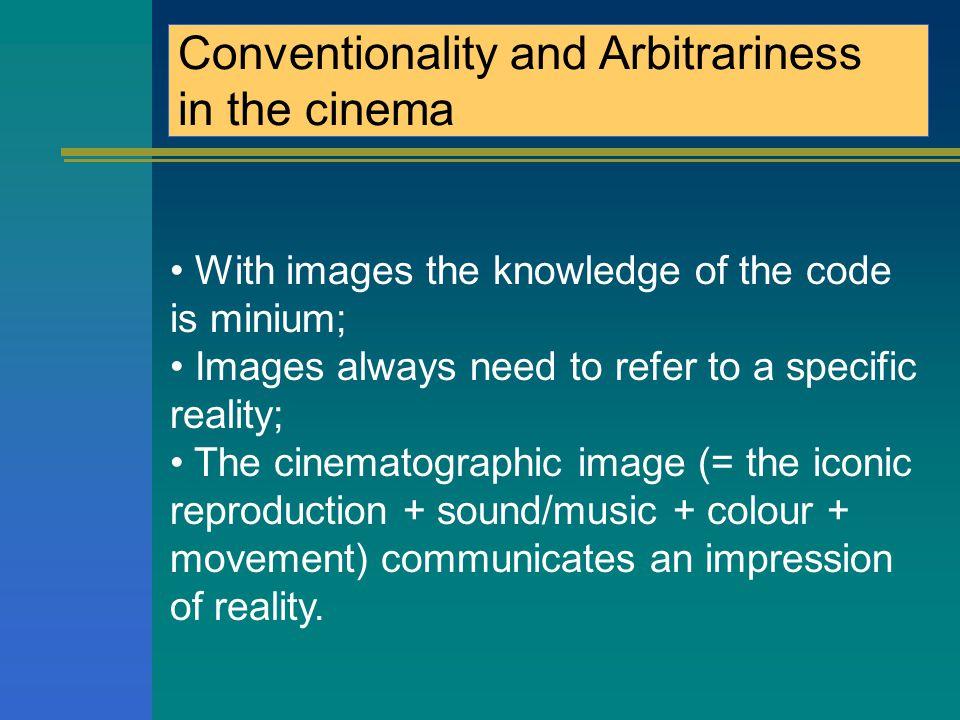 Convenzionalità e Arbitrarietà della lingua Le parole sono arbitrarie e convenzionali; Non c'è alcun rapporto di necessità tra significante e significato; Le parole sono simboliche; La comunicazione verbale si basa sulla conoscenza del codice.