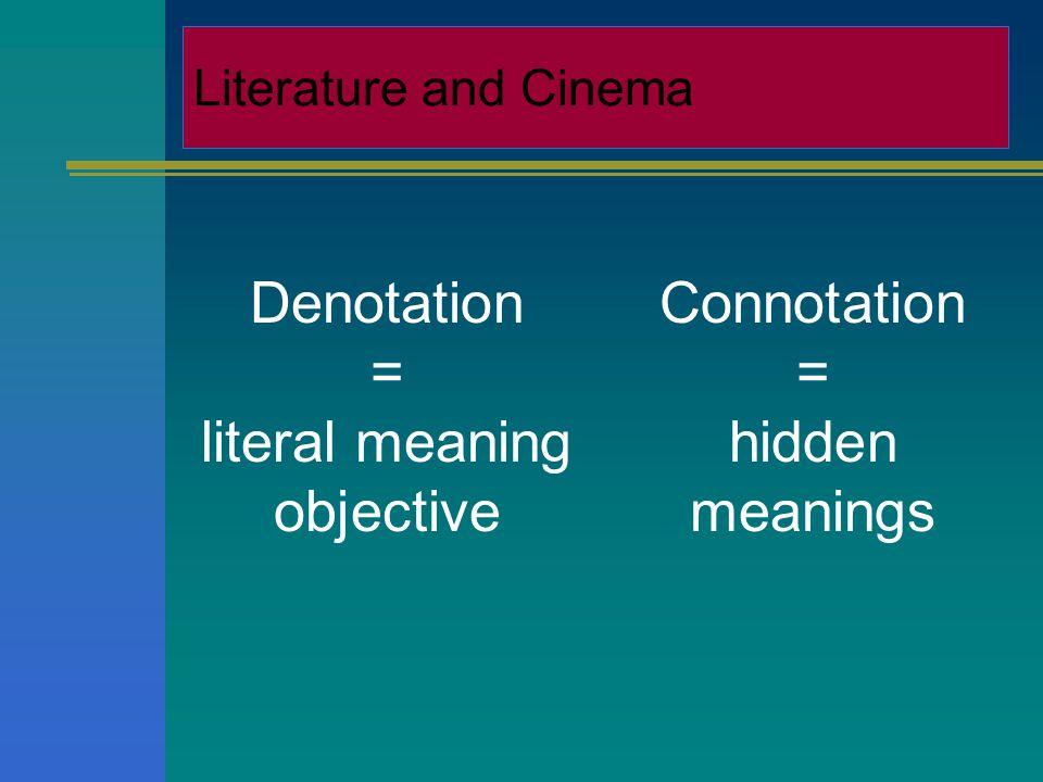 L'immagine cinematografica è bidimensionale; Racchiude una parte di spazio e di tempo nell'inquadratura; Modifica le dimensioni reali; Modifica i colori del reale; usa quindi delle convenzioni.