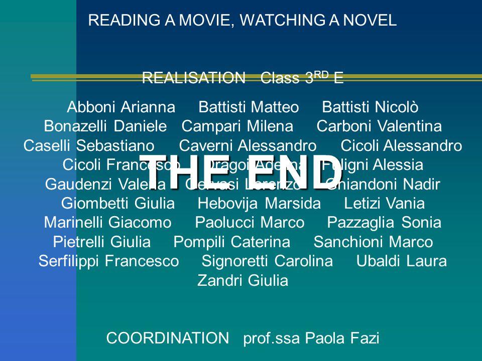 « Il cinema è una successione di rappresentazioni di un presente generalizzabili solo in fase di montaggio » Umberto Eco Universalità, Astrazione/Concretezza, Dimensione temporale