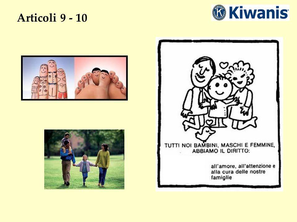 Articoli 9 - 10