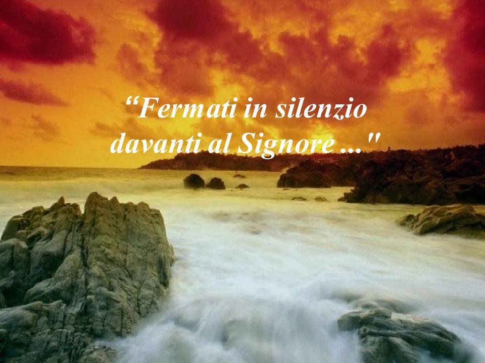 """""""Il Signore è qui, nella tua anima...""""... Ti ama e ti attende......""""ascoltaLo"""" nel profondo del tuo essere..."""