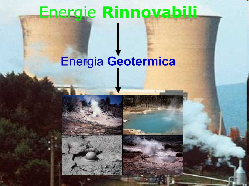Energie Rinnovabili Energia Geotermica