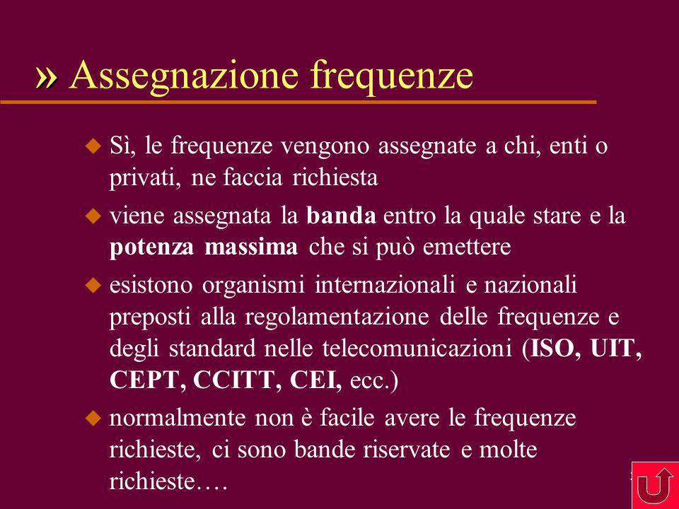 30 Esempio numerico u Per le nostre comunicazioni radio ci è stata assegnata la banda da 1000 a 1010 KHz assegnata u prendiamo una portante a 1005 KHz e la moduliamo col segnale audio (fmax = 5 KHz) in DSB-SC.
