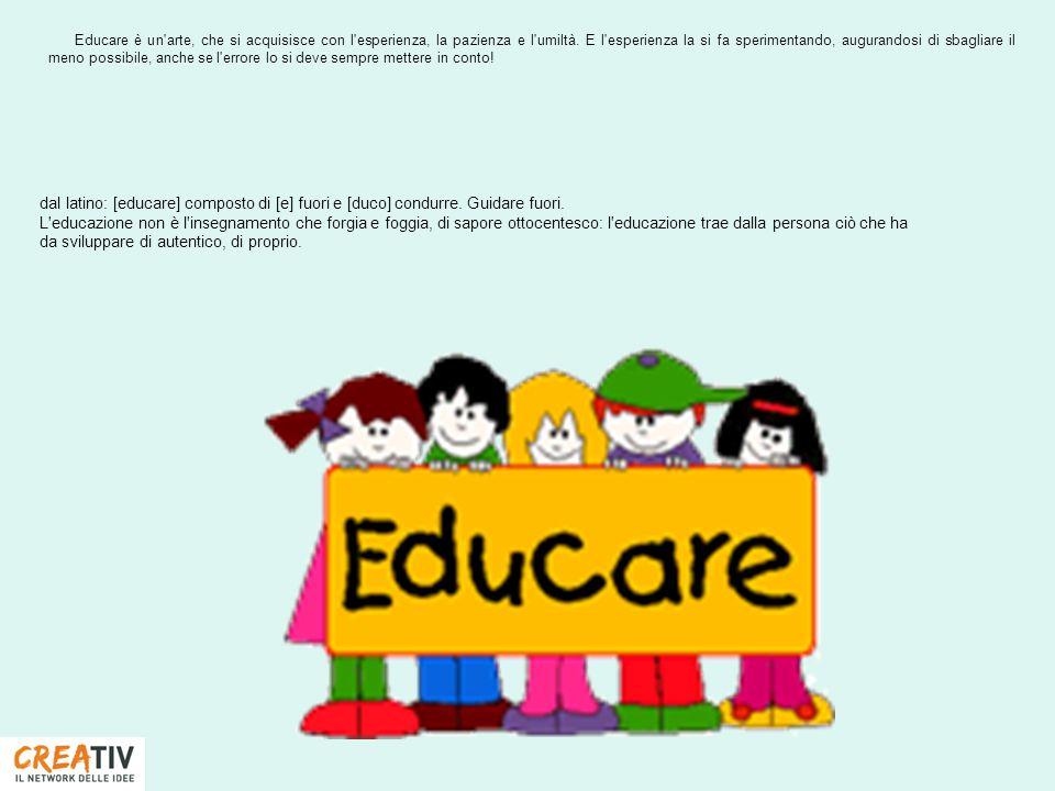 VOCE DEL VERBO EDUCARE….regole e libertà per camminare insieme genitori e figli Venerdì 5 aprile 2013 Dr.ssa Lara Montanari