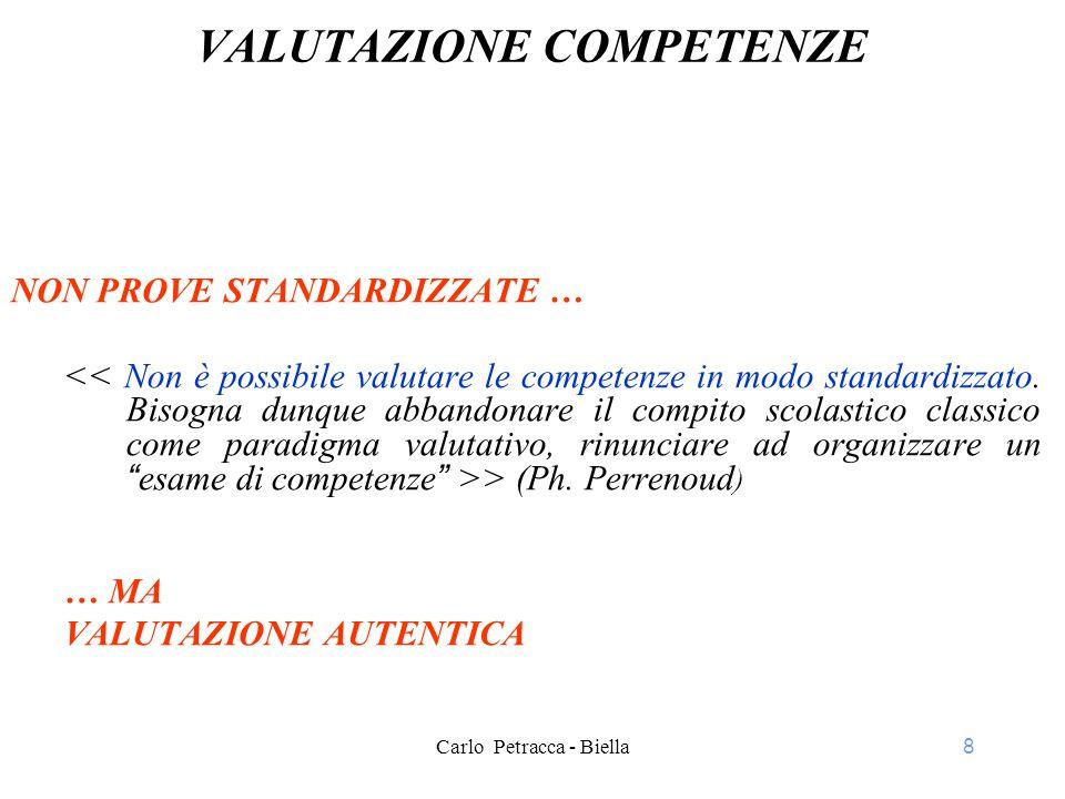 8 VALUTAZIONE COMPETENZE NON PROVE STANDARDIZZATE … > (Ph.