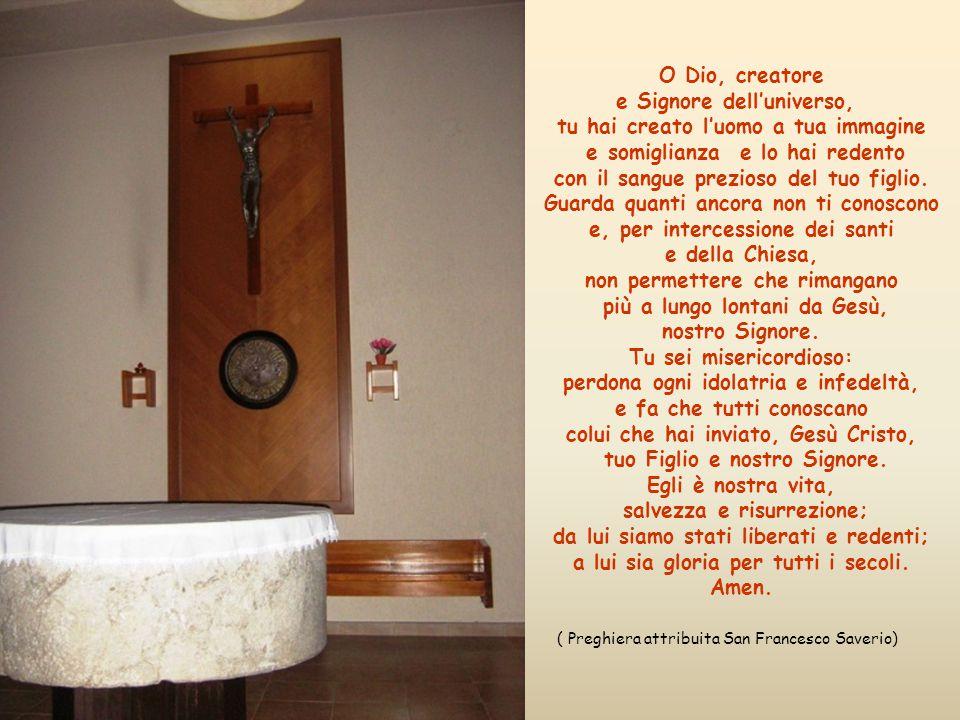 «… nella preghiera…..domandare ciò che voglio… chiedere la grazia di rallegrarmi e gioire intensamente di tanta gloria e gaudio del Cristo nostro Sign