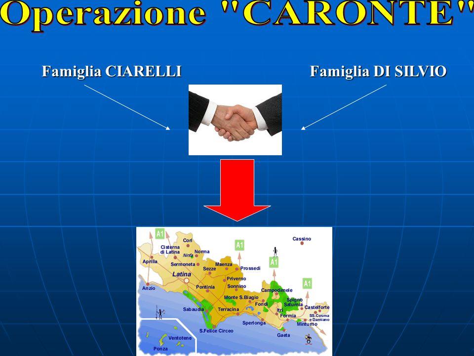 Famiglia CIARELLI Famiglia DI SILVIO