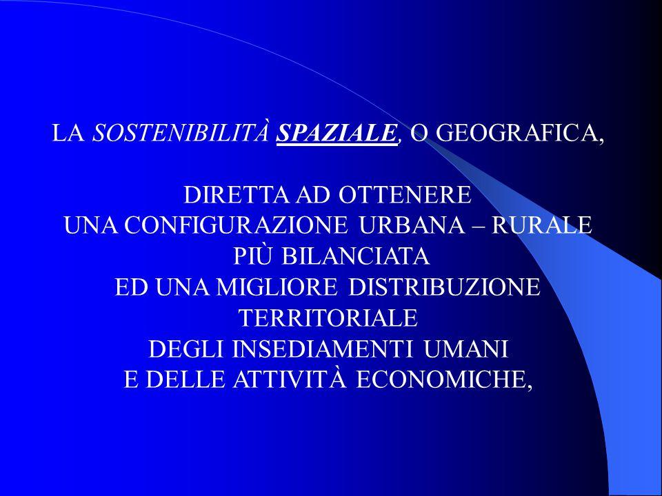 L'INFORMATIVA ECO-AMBIENTALE Il report ambientale.