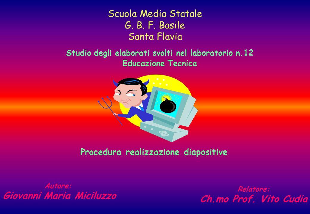 Scuola Media Statale G.B. F.